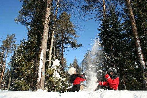 Finnland urlaub winter erfahrung