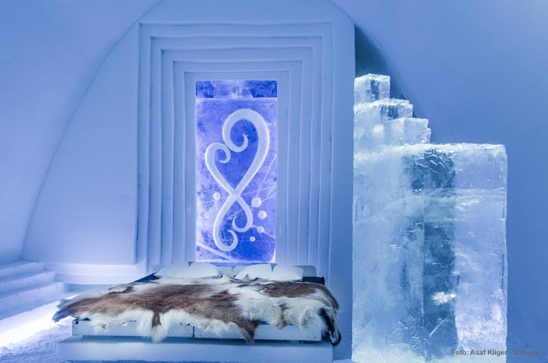 Eishotel Jukkasjärvi, Schwedens weltbekanntes Icehotel lädt ein