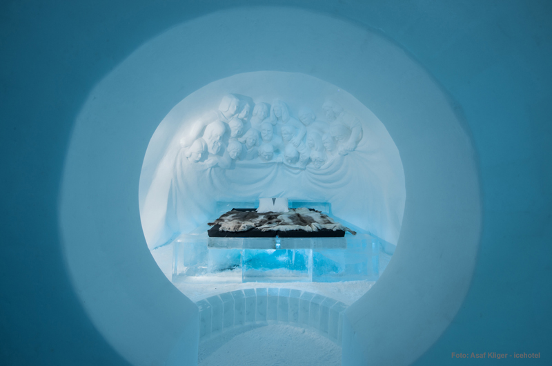 eishotel jukkasj rvi schwedens weltbekanntes icehotel l dt ein. Black Bedroom Furniture Sets. Home Design Ideas