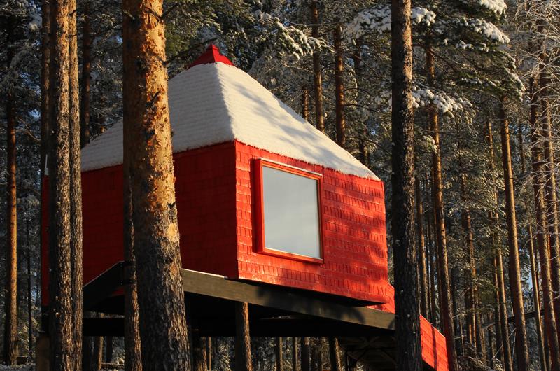 schweden winterreise kombination tornedalen und treehotel. Black Bedroom Furniture Sets. Home Design Ideas