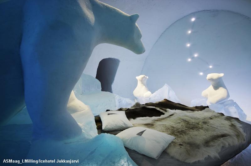 Eishotel In Schweden Lappland Finnland Hummel Reiseideen