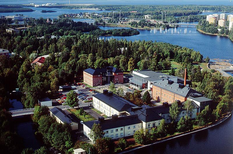 Oulu Lasaretti