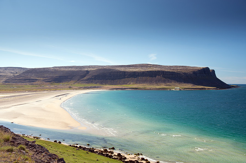 Island Reise August